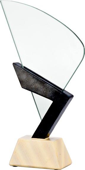 ΚΡΥΣΤΑΛΛΙΝΑ ΕΠΑΘΛΑ GR001 (24cm) C-B-A