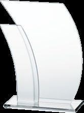 ΚΡΥΣΤΑΛΛΛΙΝΟ ΕΠΑΘΛΟ M43(A-B-C) (19cm) C-B-A