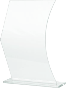 ΚΡΥΣΤΑΛΛΛΙΝΟ ΕΠΑΘΛΟ  M63C (19cm) C-B-A