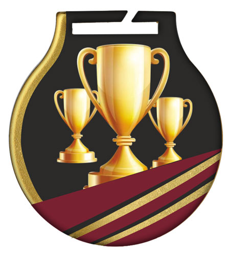 ΜΕΤΑΛΛΙΟ (5cm) - CUP MC61CUP