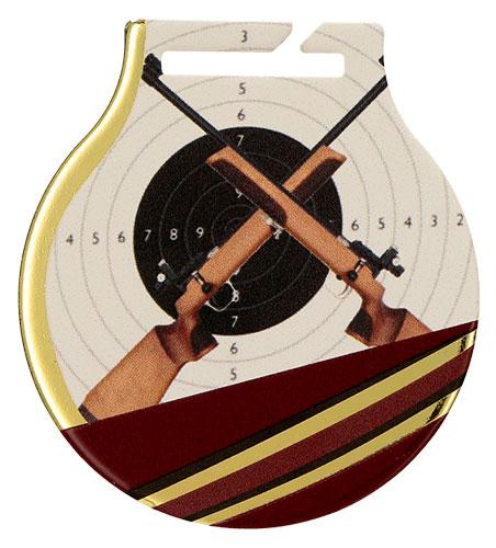 ΜΕΤΑΛΛΙΟ (5cm) - SHOOTING GUN MC61SHO2
