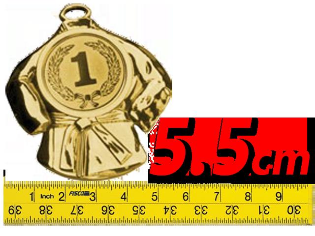 ΜΕΤΑΛΛΙΑ (5.5cm)