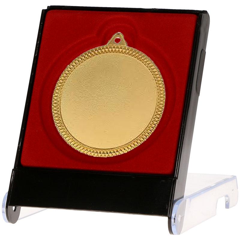 ΚΟΥΤΙ ΜΕΤΑΛΛΙΟΥ ΑΠΟΝΟΜΗΣ H1/RED (9cmx12cmx2cm)