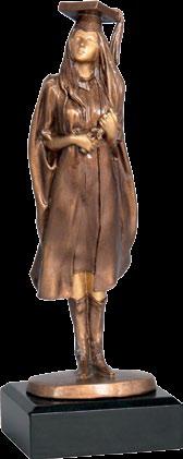 ΑΝΑΓΛΥΦΑ ΤΡΟΠΑΙΑ - ΑΠΟΦΟΙΤΗΣΗ RFST2055-BR (27.cm)